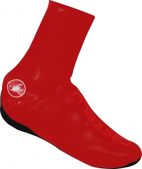 Castelli Aero nano overschoen rood heren 16032-023  16032-023