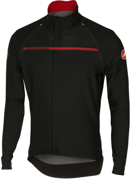Castelli Perfetto convertible jacket zwart heren 16506-010  16506-010