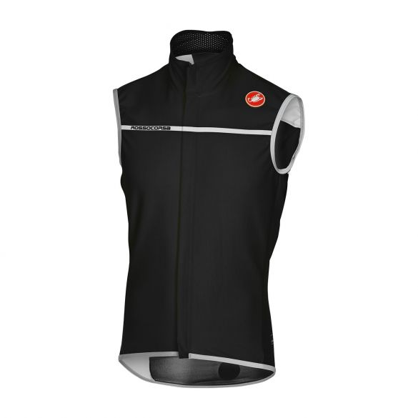 Castelli Perfetto vest licht zwart heren  16508-085