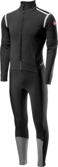 Castelli Sanremo RoS thermosuit zwart heren  19555-085
