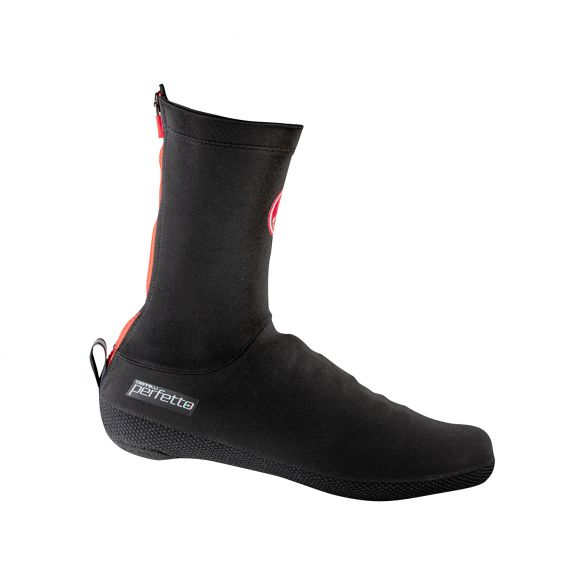 Castelli Perfetto shoecover overschoen zwart heren  21524-010