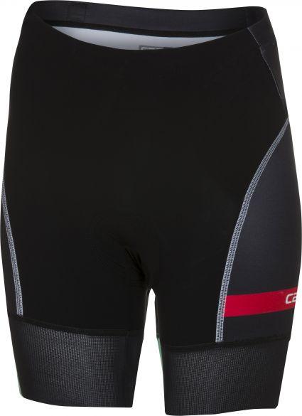 Castelli Free W tri short zwart dames  18117-010