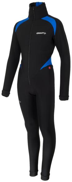 Craft Thermo Schaatspak CB zwart/blauw unisex  940157-1935-VRR