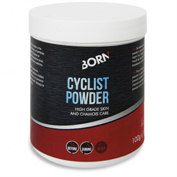 Born Cyclist Powder Care Bottle 100g  BORN2002020