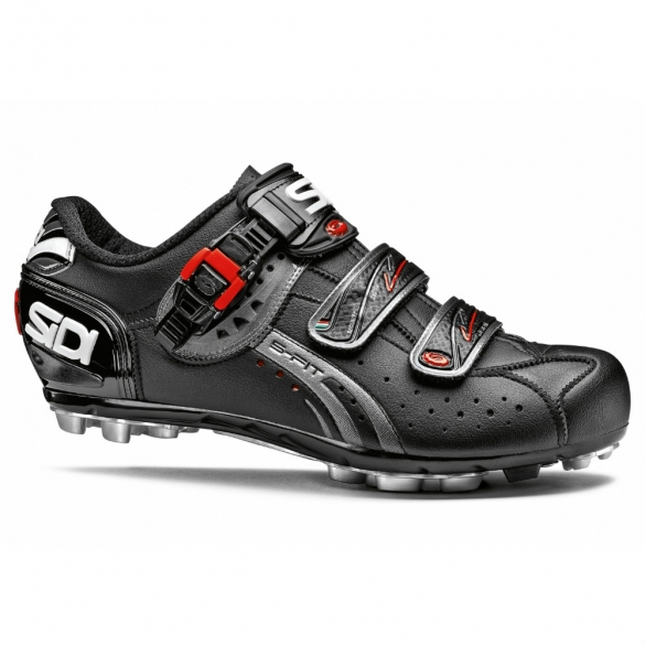 Sidi Dominator 5 Fit mountainbikeschoen zwart  SIDIDOMINATIR5BLK