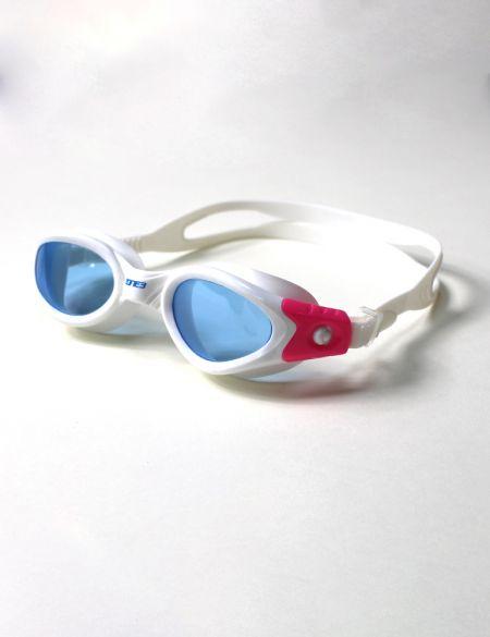 6e8d6ab10110e3 Zone3 Apollo getinte lens zwembril wit/roze kopen? Bestel bij ...