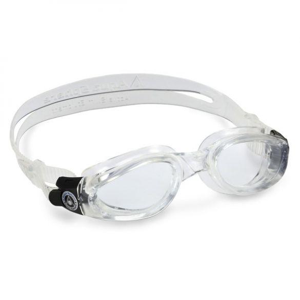 Aqua Sphere Kaiman transparante lens zwembril  ASEP1150000LC
