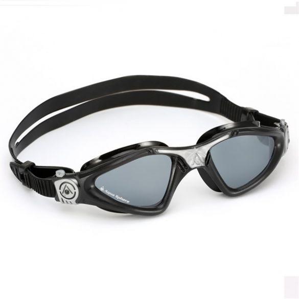 Aqua Sphere Kayenne donkere lens zwembril zwart  ASEP1220115LD