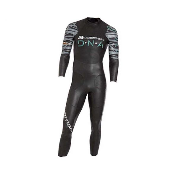 Aquaman DNA lange mouw wetsuit heren  DNA19