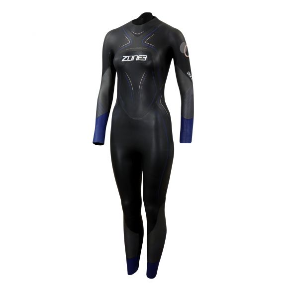 Zone3 Aspire fullsleeve wetsuit dames  WS19WASP101
