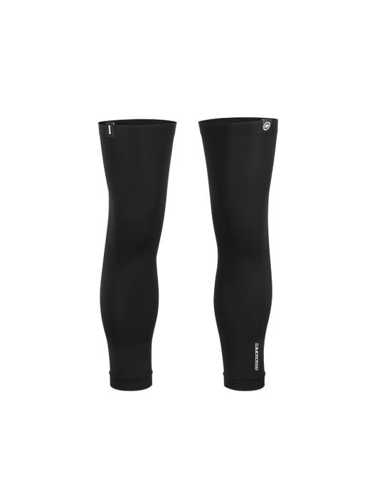 Assos knie warmer UV-bestendig zwart unisex  P13.80.824.18