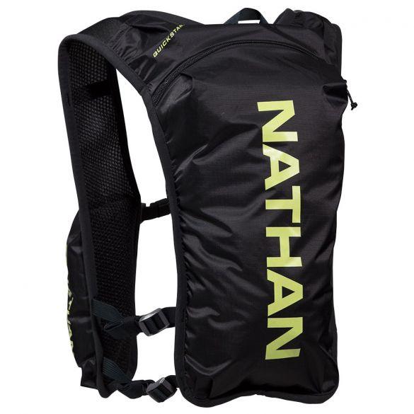 Nathan QuickStart Drinkrugzak 4L zwart  00974943