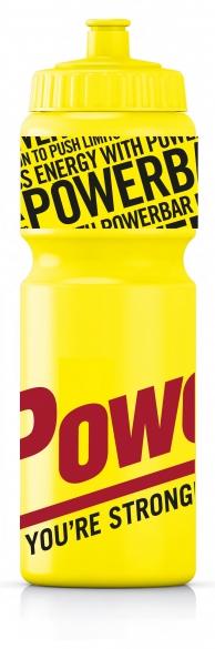 Powerbar Bidon 750 ml geel  3059