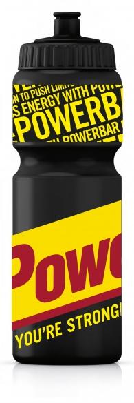 Powerbar Bidon 750 ml zwart  3060