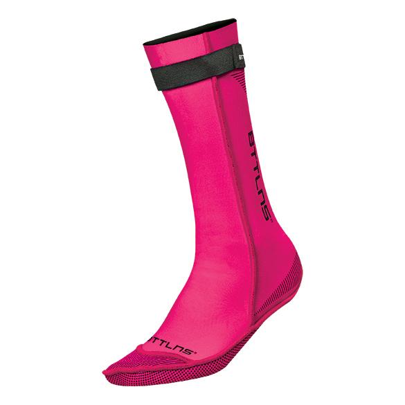 BTTLNS Neopreen zwemsokken Caerus 1.0 roze  0120011-072