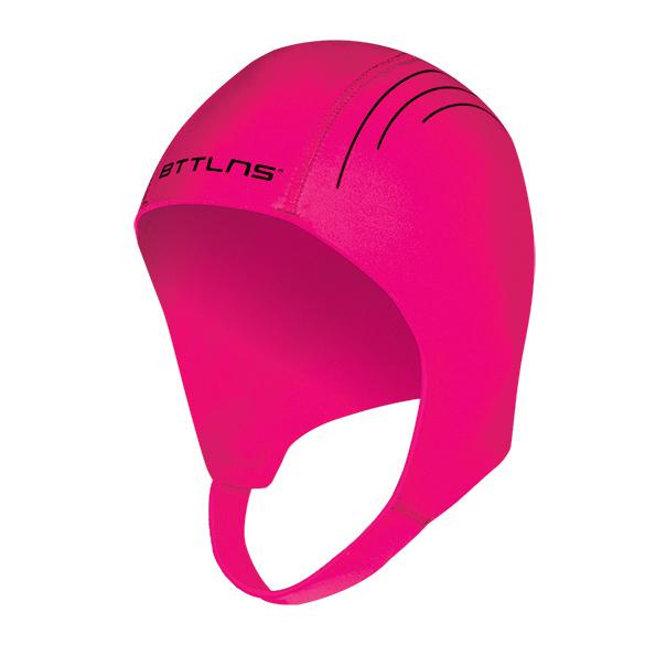 BTTLNS Neopreen Swim cap Khione 1.0 roze  0120010-072