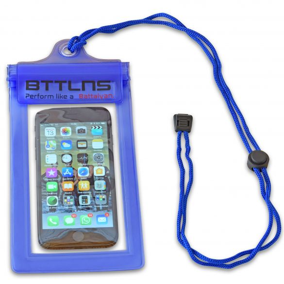 BTTLNS Waterdichte telefoonhoes Iscariot 1.0 blauw  0317011-059