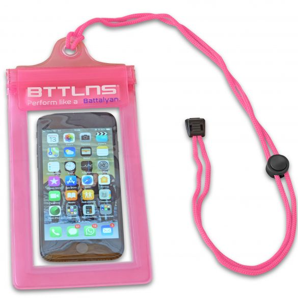 BTTLNS Waterdichte telefoonhoes Iscariot 1.0 roze  0317011-011