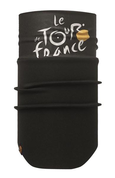 BUFF Tour De France Windproof Neckwarmer New Tour zwart  113381999