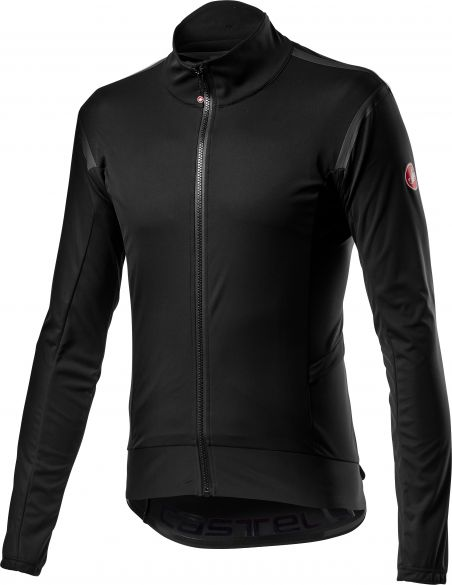 Castelli Alpha RoS 2 light fietsjack zwart heren  20503-085