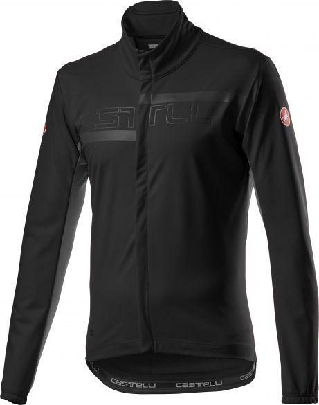 Castelli Transition 2 fietsjack zwart heren  20507-085