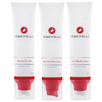 Castelli Linea Pelle combo pakket (3 x 100ml)  8800103