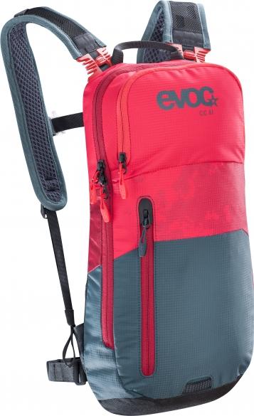 EVOC CC 6L / red-slate  100316510