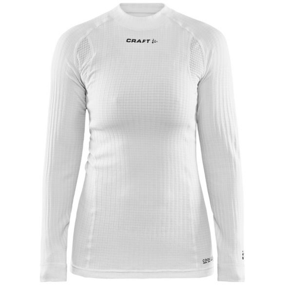 Craft Active extreme X RN ondershirt lange mouw wit dames  1909673-900000