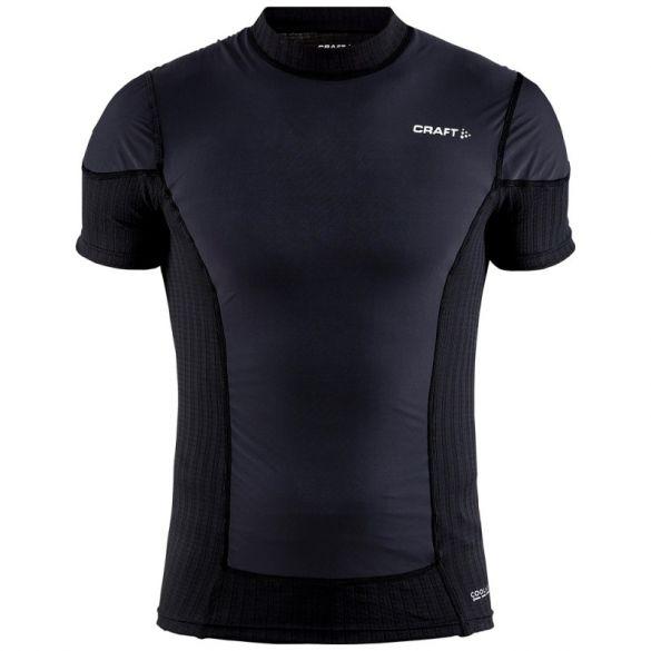 Craft Active extreme X Wind ondershirt korte mouw zwart heren  1909691-999985