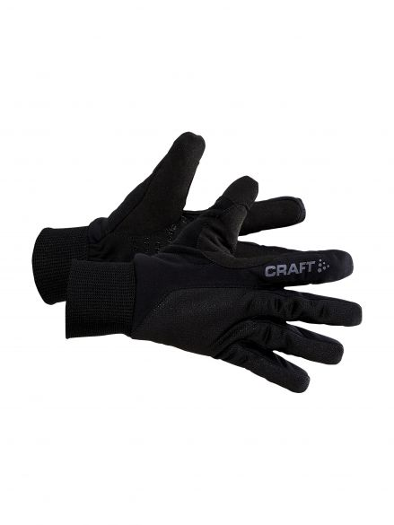 Craft Core touring handschoenen zwart  1909890-999000