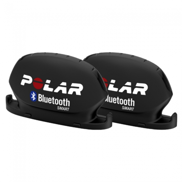Polar set Snelheidssensor en Trapfrequentiesensor Bluetooth Smart  91053157