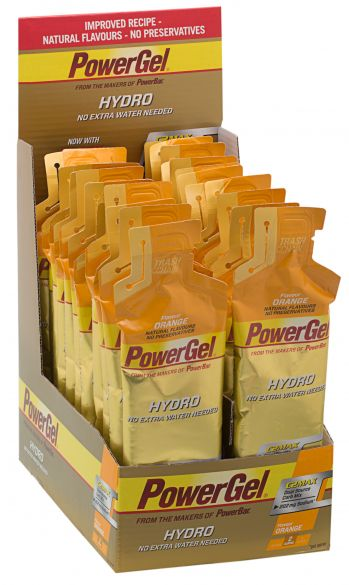 Powerbar Hydro gel orange 24 x 70g  3222