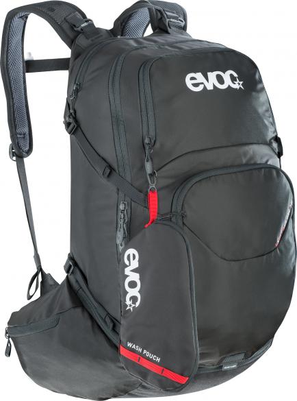 f4d48d9369a Evoc Explorer pro 30 liter rugzak zwart kopen? Bestel bij ...