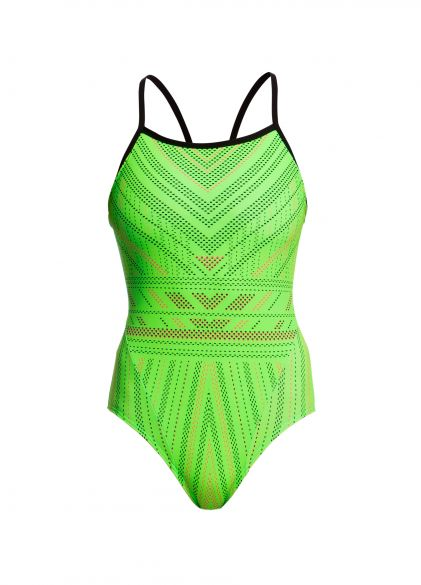 Funkita Needle work single strap badpak dames  FS15L01869