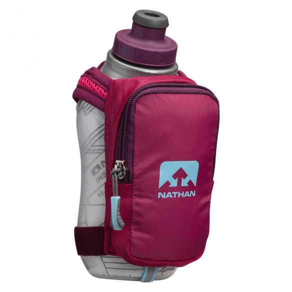 52cb81f9326 Nathan SpeedShot plus insulated drinkfles roze kopen? Bestel bij ...