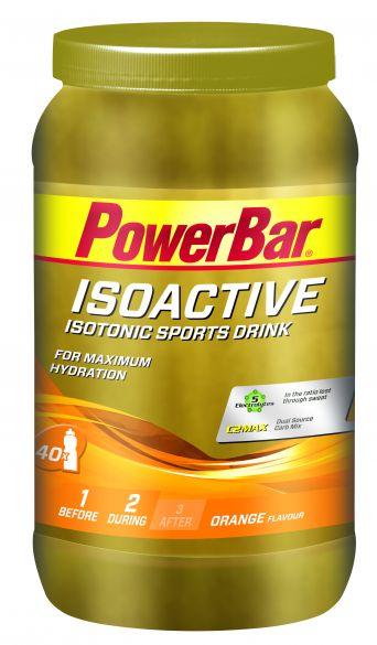 Powerbar Isoactive 1320 gram orange  3265