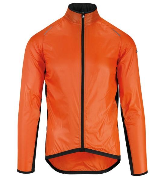 Assos Mille GT wind fietsjack rood heren  133233949
