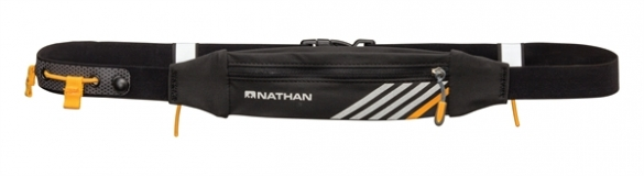 Nathan LightSpeed Belt Race Day zwart  00975421