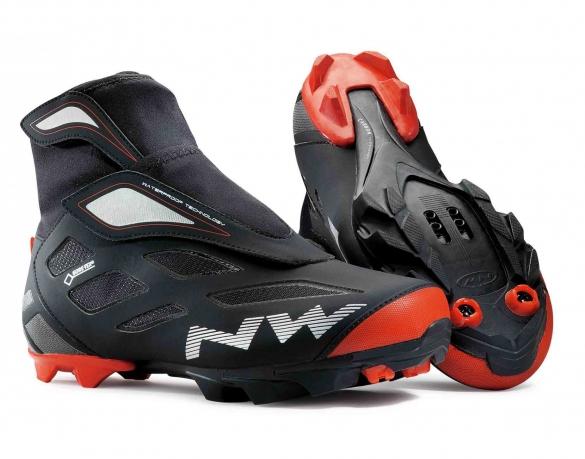 Northwave Celsius 2 GTX mountainbikeschoen zwart/rood heren  8015402215