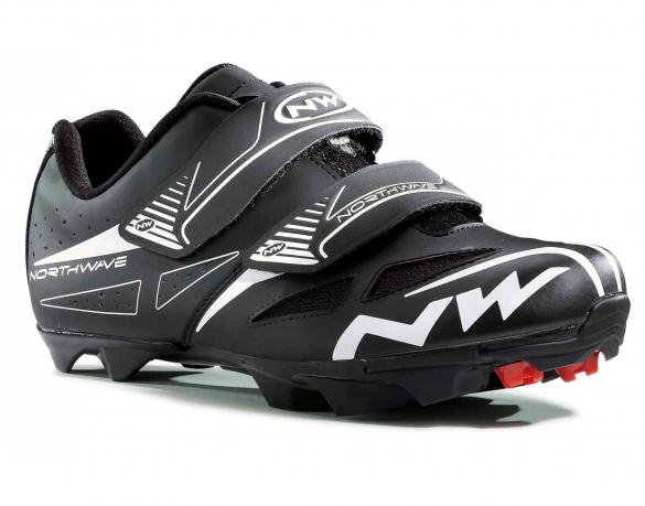Northwave Spike Evo mountainbikeschoen zwart heren  8015201210