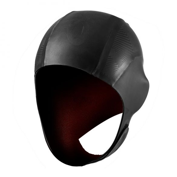 Orca Neopreen thermal swimcap zwart  LA41