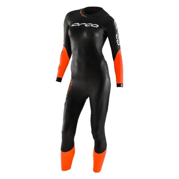 Orca openwater SW lange mouw wetsuit dames  KN60