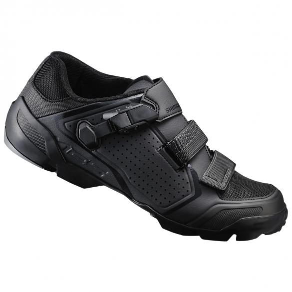 Shimano mountainbikeschoen ME500 zwart  ESHME5OC420SL00