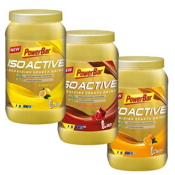 Powerbar isoactive 1320 gram  POISOACTIVE