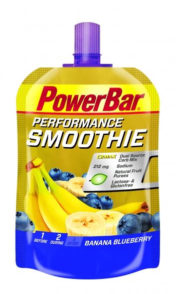 Powerbar performance smoothie 16 x 90 gram  PBsmoothie