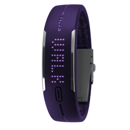 Polar Loop Activity Tracker donker paars  POLARLOOPACTPA