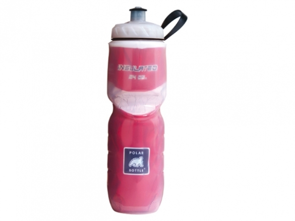 Polar Bottle thermische bidon 0.60 liter rood  00971873