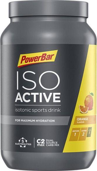 Powerbar Isoactive 1320 gram lemon  3264