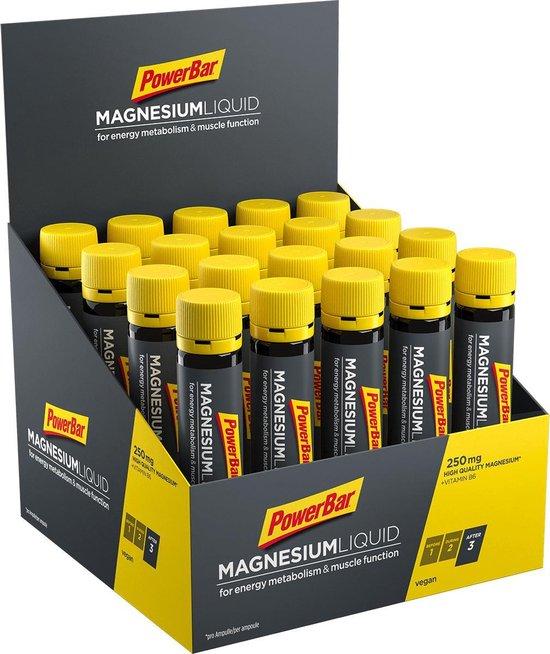 Powerbar Magnesium ampuls 20 x 25 ml  3462