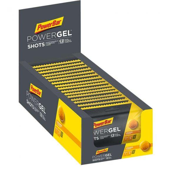 Powerbar Powergel shots orange 24 x 60 gram  3475